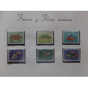 Colección Collection Fauna y Flora marina fish Taiwan