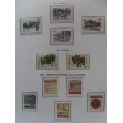 Colección Collection Feroe 1975 - 2002 MNH