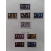 Colección Collection Gran Bretaña Great Britain 1937 -2003 MNH