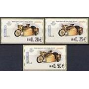 ATMs - Térmicos 2001 - E0145 - Monet Gayon LB