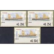 ATMs - Térmicos 2002 - E0150 - Vapor mixto Pinillos