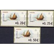 ATMs - Térmicos 2002 - E151 - Jabeque