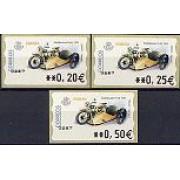 ATMs - Térmicos 2002 - E0149 - Motobecane B-44