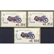 ATMs - Térmicos 2002 - E0146 - Nimbus 750