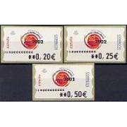 ATMs - Térmicos 2002 - E0147 - Foro postal 02