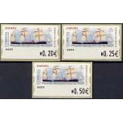 ATMs - Térmicos 2002 - E0148 - Crucero Infanta Isabel