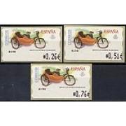 ATMs - Térmicos 2003 - E0162 - Mobylette AU-HT
