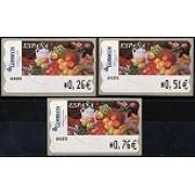 ATMs - Térmicos 2003 - E0172 - Sammer Gallery Frutas