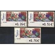 ATMs - Térmicos 2003 - E0167 - Sammer G. Bodegón Tulipanes