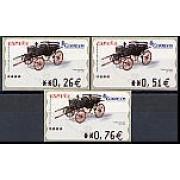 ATMs - Térmicos 2003 - E0168 - Faetón Exclusivo