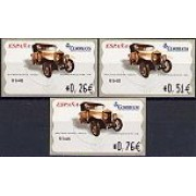 ATMs - Térmicos 2003 - E0170 - Hispano Suiza 20-30 HP