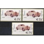 ATMs - Térmicos 2004 - E0189 - Rools Royce 1947