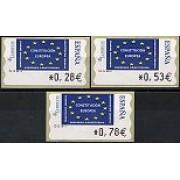 ATMs - Térmicos 2005 - E0190 - Constitución europea