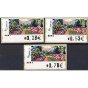 ATMs - Térmicos 2005 - E0201 - Pintura Mañana en el jardín