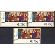 ATMs - Térmicos 2005 - E0203 - Pintura Igor Formin