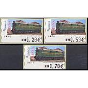 ATMs - Térmicos 2005 - E0205 - Locomotora Transpirenaico