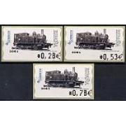 ATMs - Térmicos 2005 - E0193 - Locomotoras históricas