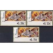 ATMs - Térmicos 2005 - E0197 - Pintura Meléndez Tengo que pintarlo