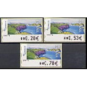 ATMs - Térmicos 2005 - E0199 - Pintura Las ballenas de piedra