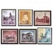Sellos por temática - Colon  - Descubrimiento de America - E1388/91 - Nº 1388/93 Capitalidad de Madrid Lujo
