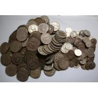 Monedas de plata Ag a peso por gramos al precio del día + 2,5%