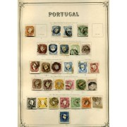 COLECCIÓN COLLECTION PORTUGAL 1853 - 1925 YVERT 14.183 €