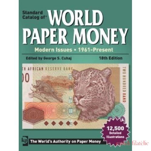 Catálogo billetes del mundo Catalog of word paper money 1961 a la actualidad 2012