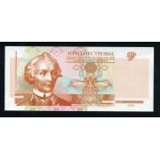 Billete Transnistria 1 Rublo 2000 Plancha