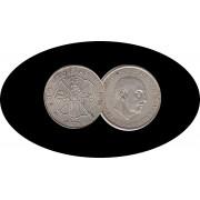 ESPAÑA SPAIN 1966 Moneda Plata 100 ptas Franco