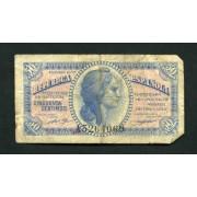 Billete 50 Ctms 1937