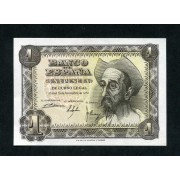 Billete 1 Pta 19-11-1951 Quijote