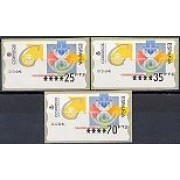 ATMs - Térmicos 1999 - 6-1999 - Calidad Postal