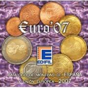 <div><strong>Catálogo Monedas España y Unión Europea 2007 Euro'07 en CD-ROM</strong></div>