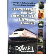 Catálogo Catalogue Ferrocarriles Domfil 2ª edición