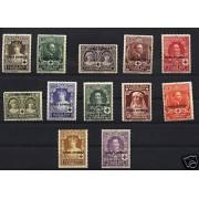 <div><strong>Guinea Española Nº 179/90 Lujo 1926<br />  </strong></div>