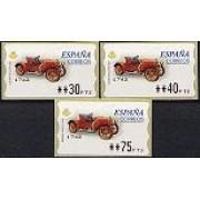 ATMs - Térmicos 2001 - E0140 - Hispano Suiza T
