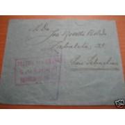<div><strong>España Carta Flandes Vitoria San Sebastián Franquicia</strong></div>