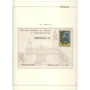 España Spain Hojitas Recuerdo 71 1978 FNMT Barnafil 78