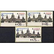 ATMs - Térmicos 2001 - E0134 - ICOM 2001