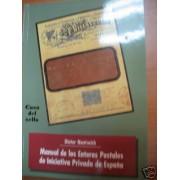 Catálogo de los Enteros Postales de Iniciativa Privada en España DIETER NENTWICH