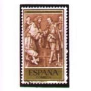España Spain 1249 1959 III centenario del Tratado de Paz de los Pirineos Lujo MNH