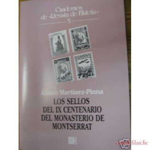 <div><strong>Edifil Revista Filatelia Nº 5 Los sellos del IX centenario del Monasterio de Montserrat<br />  </strong></div>