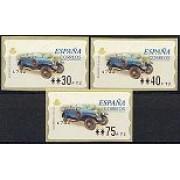 ATMs - Térmicos 2001 - E0142 - Rolls Royce SG 1919