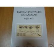 <div><strong>Tarifas Postales Españolas Siglo XIX<br />  </strong></div>