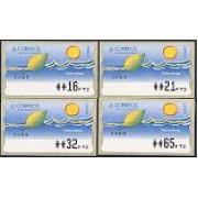 ATMs - Térmicos 1992/7 - E10 - Naturaleza