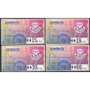 ATMs - Térmicos 1992/7 - E6 - Emblema de Correos 2