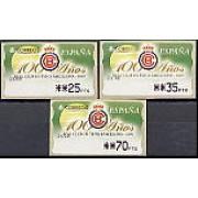 ATMs - Térmicos 1999 - 8-1999 - 100 Años R.C.TEnis Barcelona
