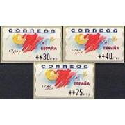ATMs - Térmicos 2001 - E0137 - Turismo Mapa de España