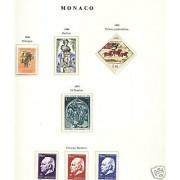 <div><strong>Mónaco Colección Correo Aéreo 1933/74</strong></div>
