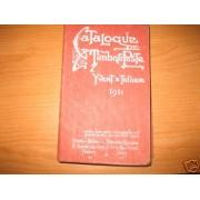 <div><strong>Catálogo Yvert 1911 precioso<br />  </strong></div>